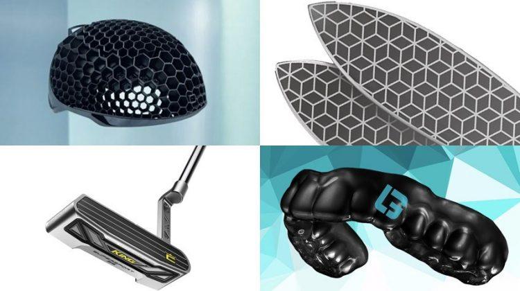 کاربرد های پرینت سه بعدی در صنعت ورزش