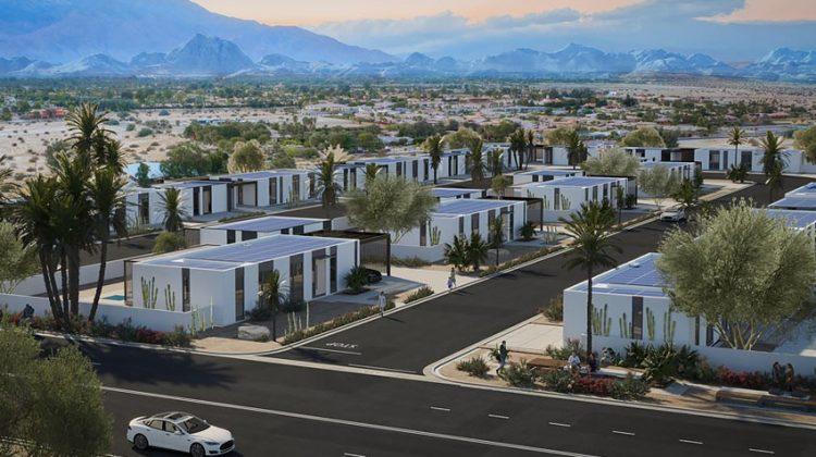 پرینت سه بعدی نخستین خانه های انرژی صفر
