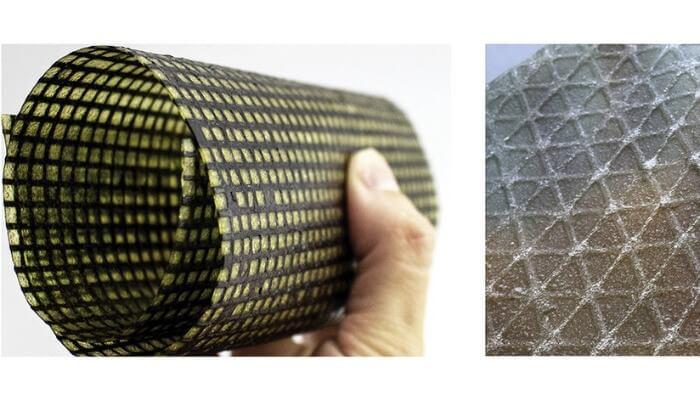 جایگزین کردن چرم طبیعی با استفاده از تکنولوژی پرینت سه بعدی