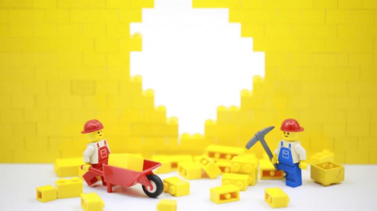 پرینت سه بعدی آجرهای LEGO از ضایعات بازیافتی