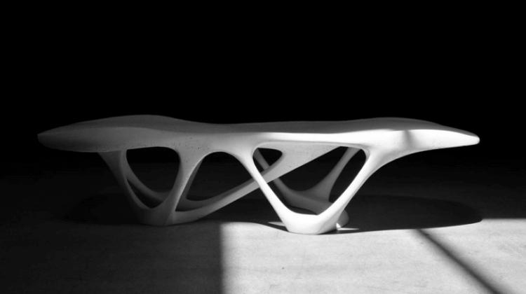 پرینت سه بعدی قالب میز