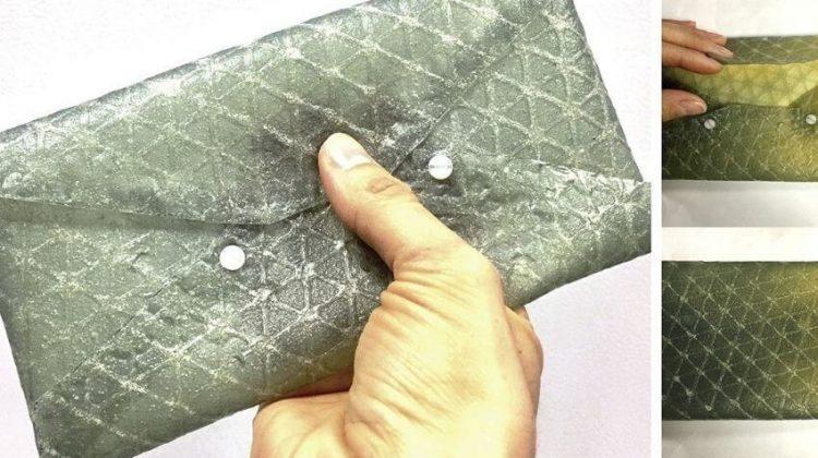 پرینت سه بعدی ماده جایگزین چرم