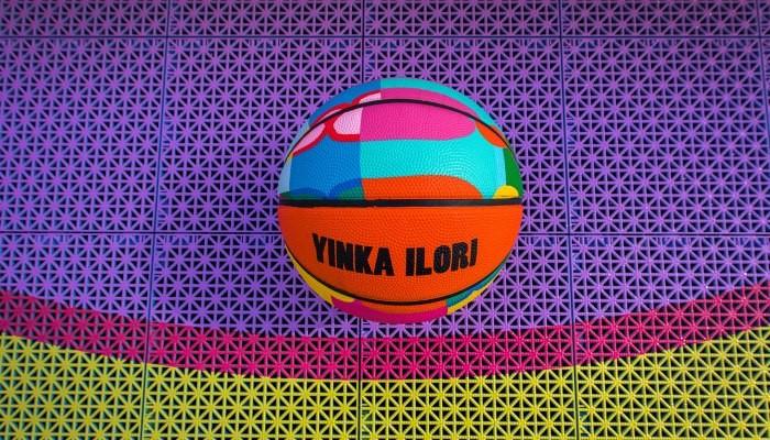 اولین زمین بسکتبال پرینت سه بعدی شده