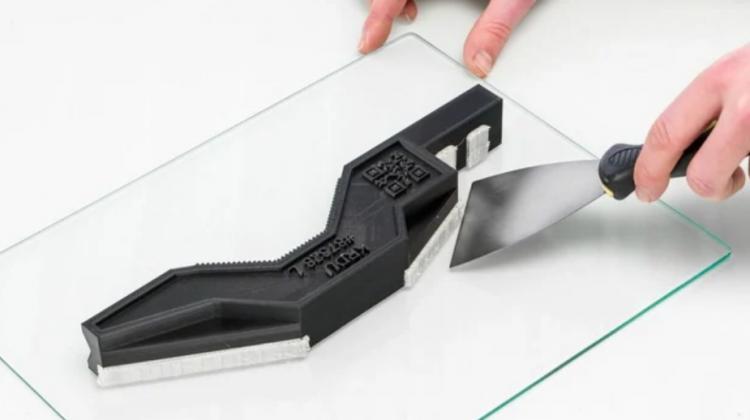جداسازی قطعه پرینت سه بعدی شده از صفحه ساخت