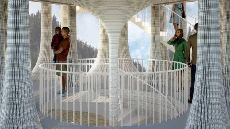 پرینت سه بعدی یک مکان فرهنگی در زوریخ