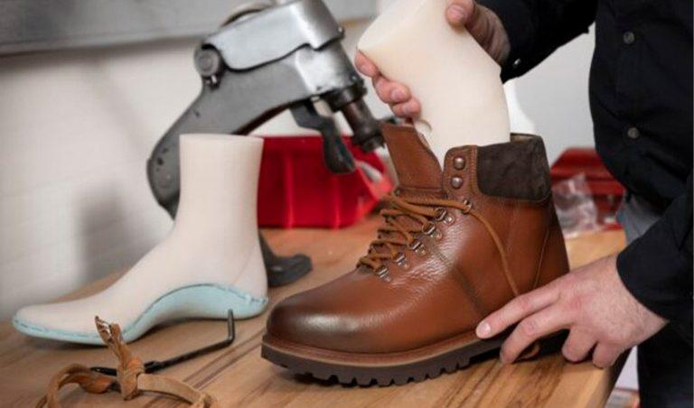 پرینت سه بعدی کفش ارتوپدی
