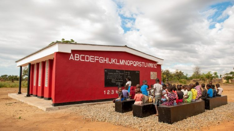 پرینت سه بعدی نخستین مدرسه در مالاوی