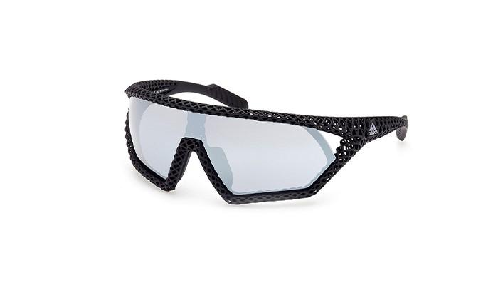 ساخت جدیدترین عینک آفتابی شرکت آدیداس با استفاده از تکنولوژی پرینت سه بعدی