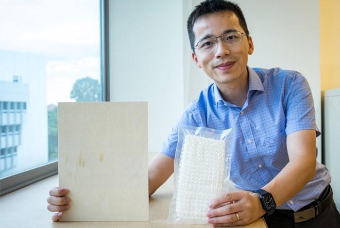 ساخت پارچه با قابلیت تحمل ۵۰ برابر وزن خود با استفاده از تکنولوژی پرینت سه بعدی