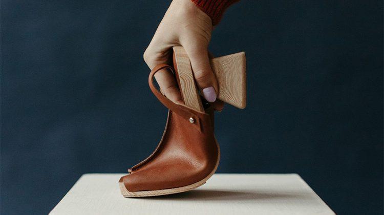 پرینت سه بعدی کفش های قابل بازیافت