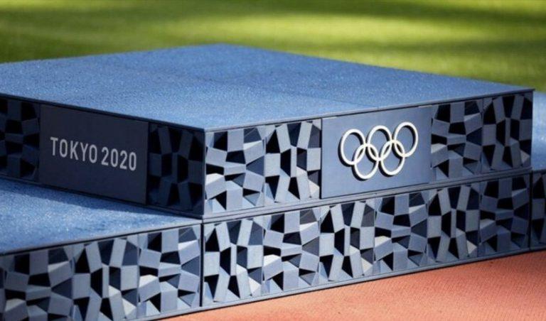 پرینت سه بعدی سکوهای اهدای مدال المپیک توکیو