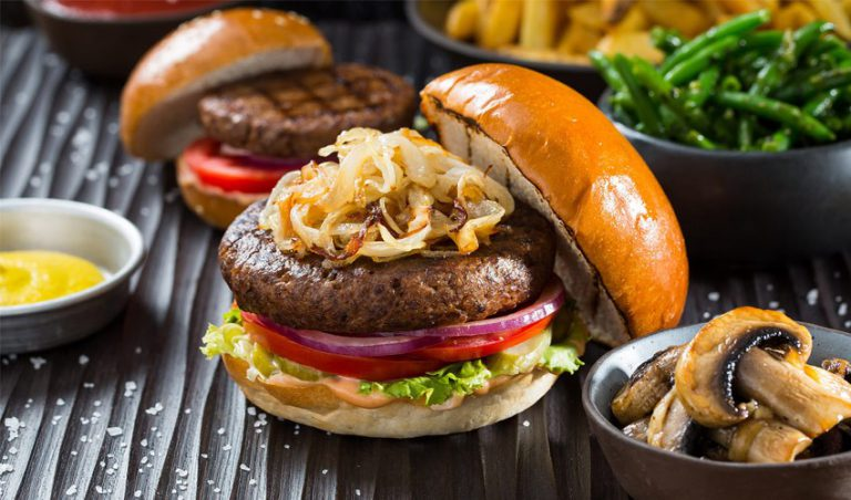 توزیع گوشت پرینت سه بعدی شده در دانشگاه های آمریکا