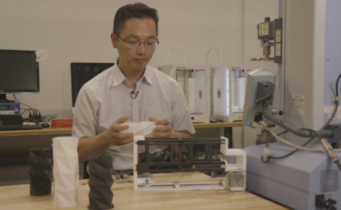 ساخت یک دستگاه ونتالاتور قابل حمل با استفاده از تکنولوژی پرینت سه بعدی
