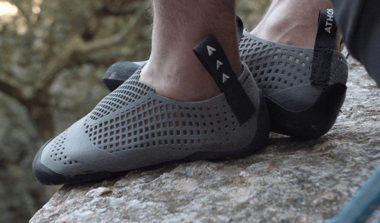 پرینت سه بعدی کفش کوهنوردی سفارشی